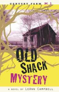 9781602902350 Old Shack Mystery frontcov
